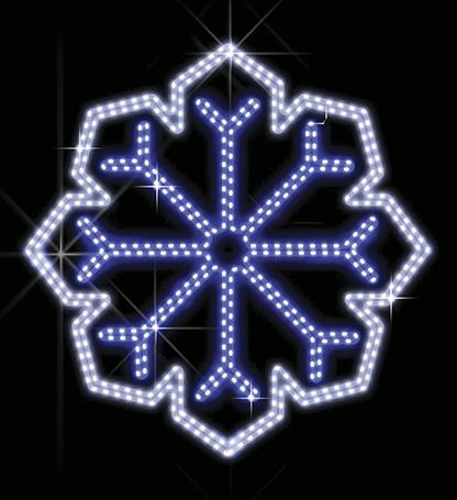 Ледяной цветок СМ-28