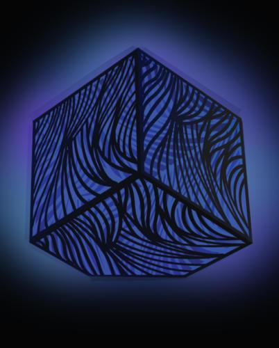 ОПК Ажурный куб ОК-316